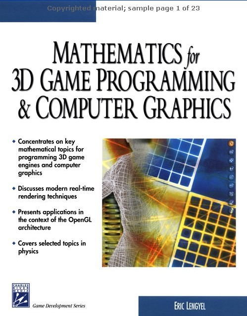 mathematics for 3d game programming and computer graphics third edition pdf